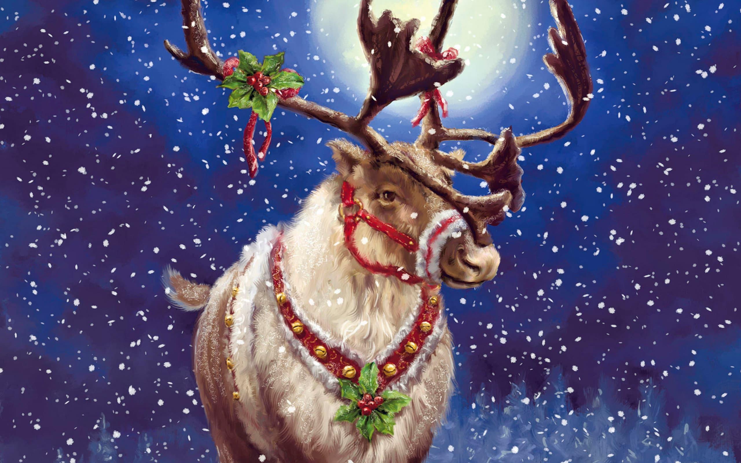 Студия Reklam.ru поздравляет всех с Новым 2018 годом и Рождеством!