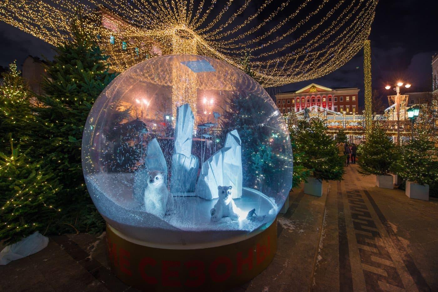 Новогодняя сказка от Студии Reklam.ru