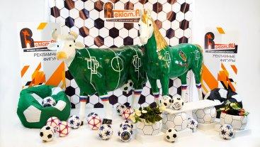 Готовимся к Чемпионату мира-2018 по футболу