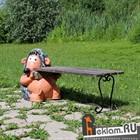 Новые модели детской мебели: лавочки и скамейки