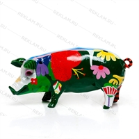 свинка в индивидуальной покраске