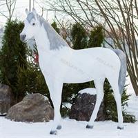 фигура коня из стеклопластика