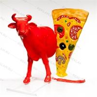 стоппер для рекламы пиццерии