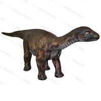 рекламная фигура динозавра
