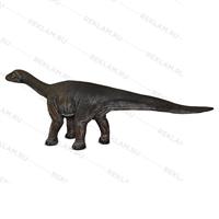 фигура динозавра в натуральную величину