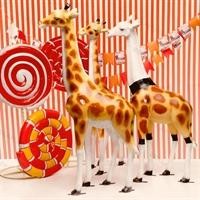 ростовые фигуры жирафов