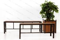 комплект уличной кованой мебели