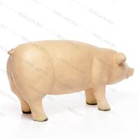 реалистичная фигура свиньи