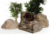 Кашпо Массив дерева - фото 13484