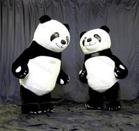 Надувной костюм Панда