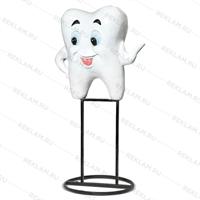 Макет большого зуба