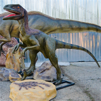 Динозавр Дейноних