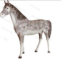 Ростовая фигура лошадь