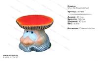 стул гриб щекастый U07499