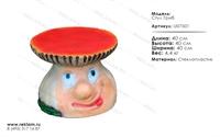 мебель из полистоуна стул детский гриб U07501