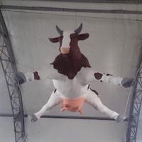 рекламная корова из пенопласта 3303