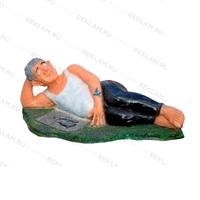 фигура человека из стеклопластика