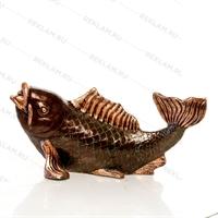 бронзовая скульптура для водоема