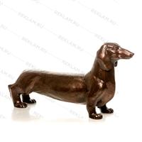 парковая скульптура собаки от производителя