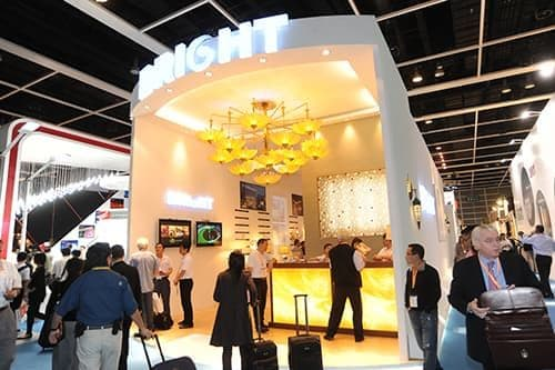 Hong Kong international lighting fair 2016
