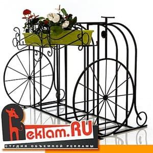 Кованые велопарковки