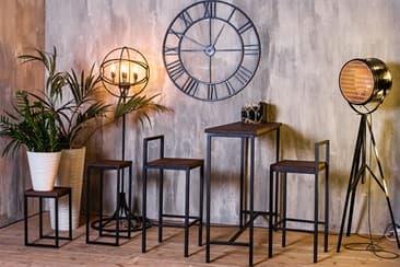 Loft decor - эстетика минимализма