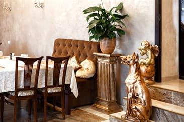 Декор интерьеров гостиниц