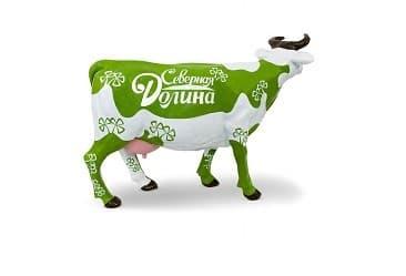 Рекламные фигуры - Коровы
