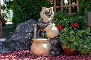 Декоративные фонтаны – что учесть при выборе