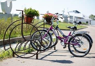 Производство велопарковок от reklam.ru