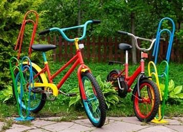 СУПЕР НОВИНКИ!!! Хранение и парковка для велосипедов