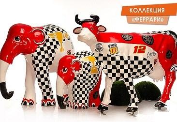 Рекламные фигуры для автомастерской от Reklam.ru