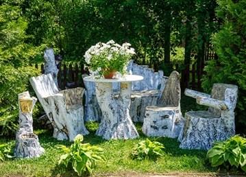 Какую мебель разместить в летнем кафе ?