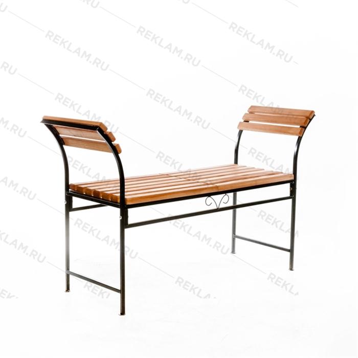 парковая мебель из метала