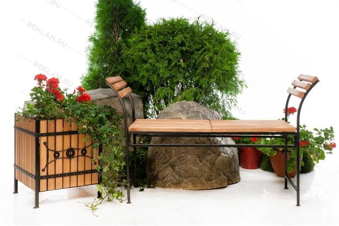 садово парковая мебель производство