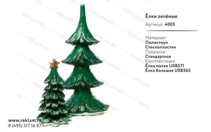 коллекция новогоднего декора
