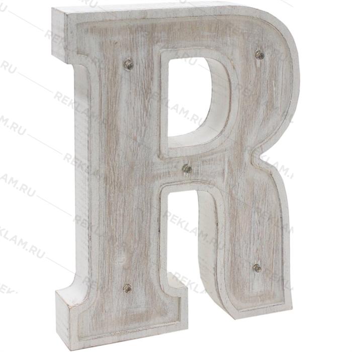 Объемные буквы из пенопласта - фото 16088