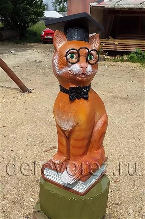 Кот Ученый - фото 17211