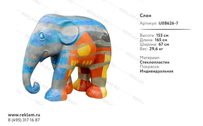 фигура слоник купить