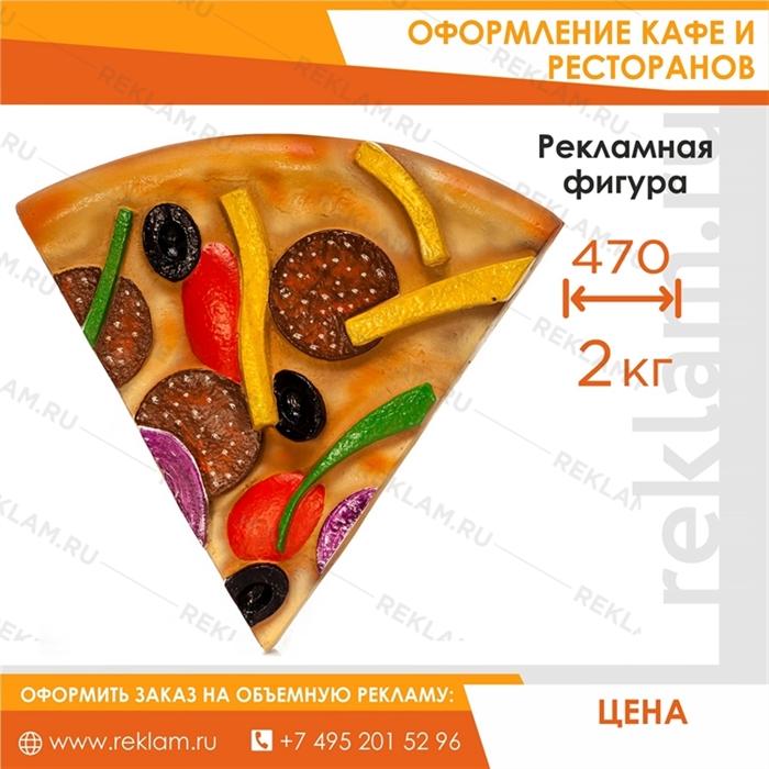 Пицца стеклопластик