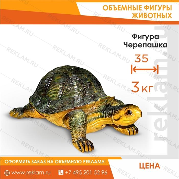 Фигура Черепашка