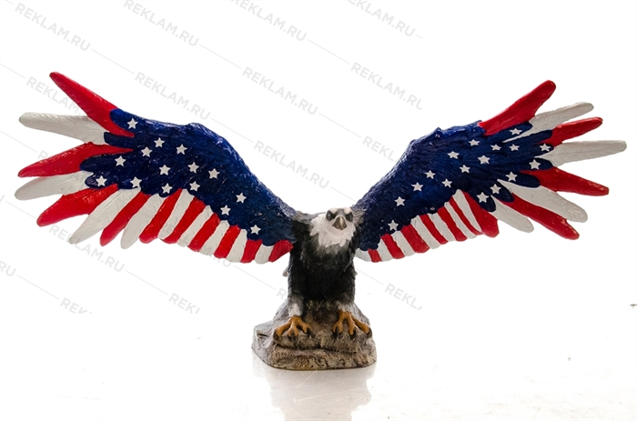 объемная фигура орел