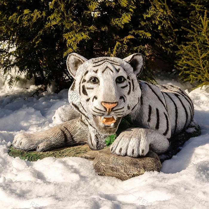 объемная фигура тигренка
