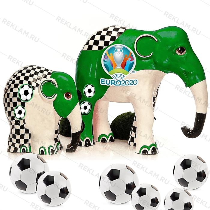 Комплект Слоны стеклопластик - фото 32356