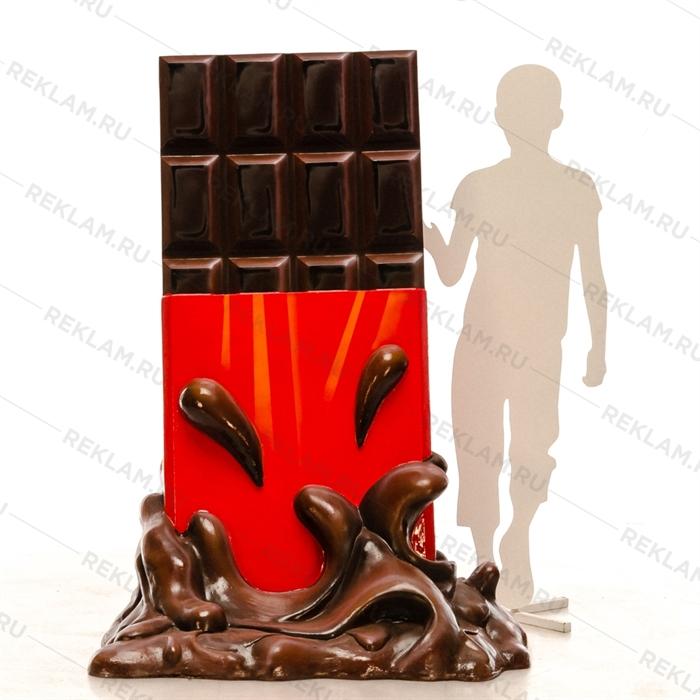 Ростовая фигура Шоколадка
