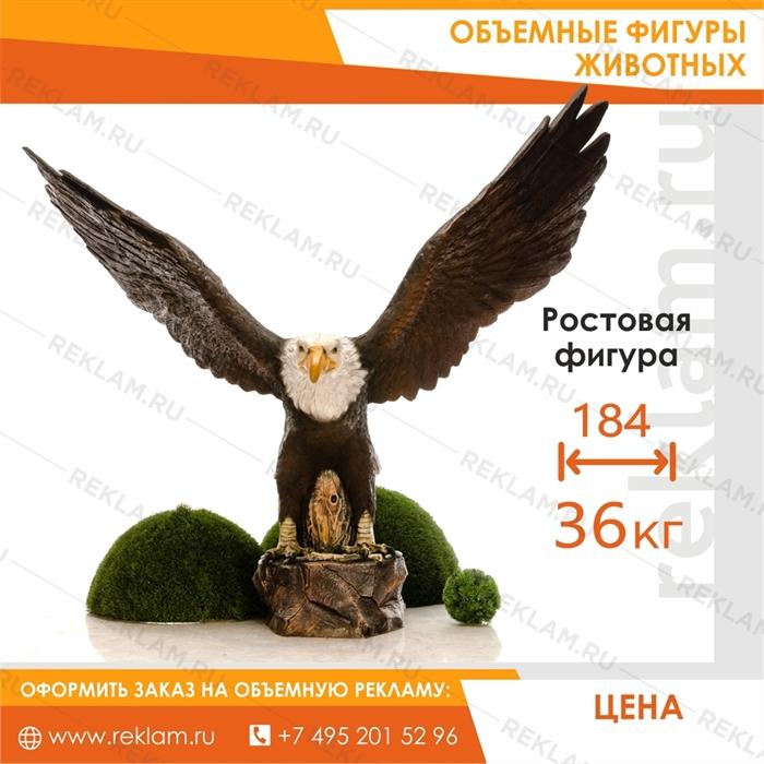 Фигура Орел горный