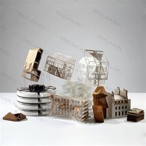 архитектурный макет заказать