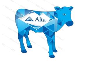 Альта теленок