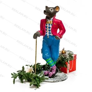 Фигура стильный Крыс