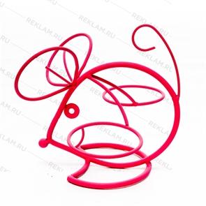 Подставка для цветов Мышонок